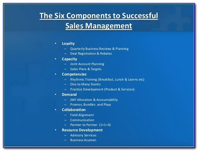 Sales Presentation Template Powerpoint Free