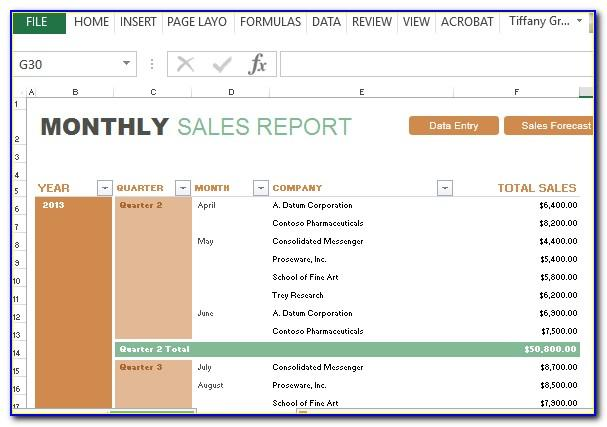 Sales Proposal Presentation Templates