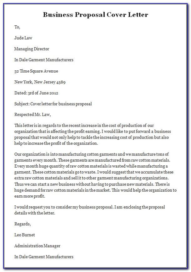 Sales Proposal Template Word Free