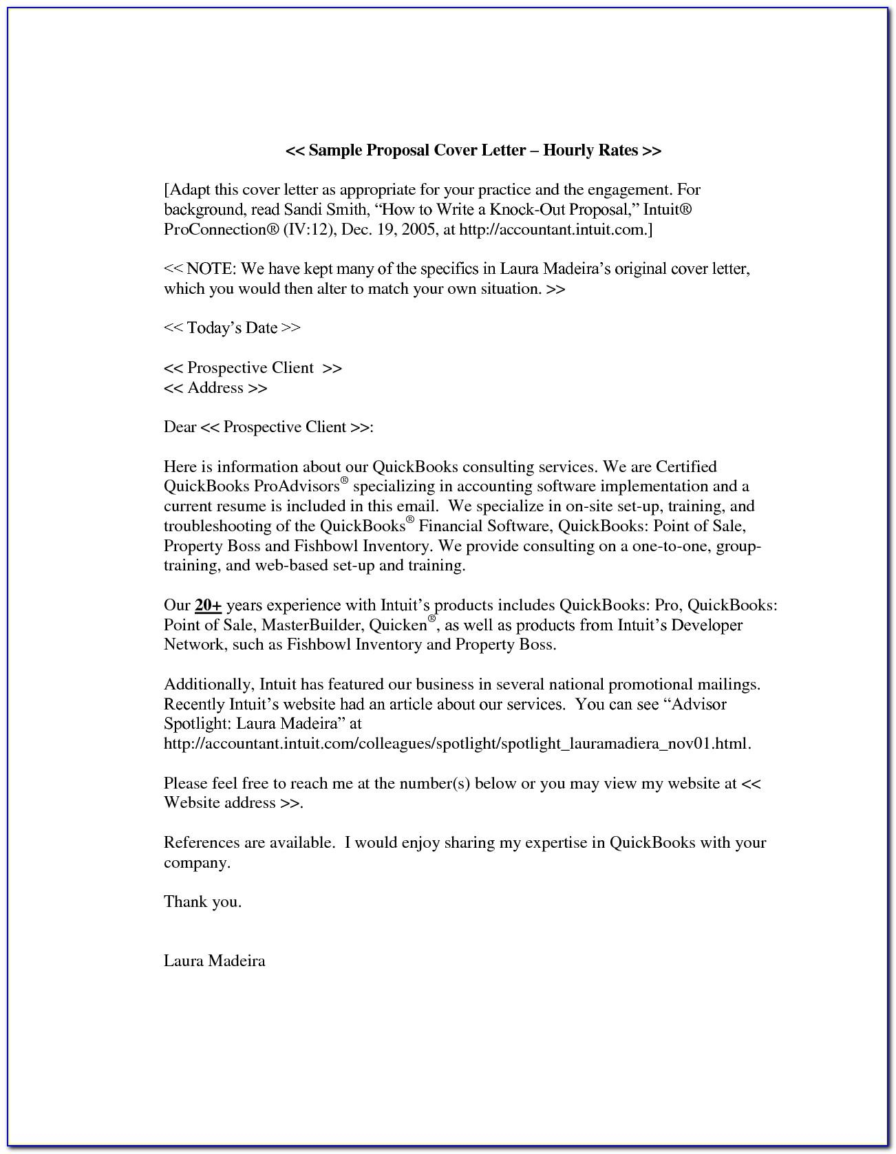Sales Prospect Email Templatesales Prospect Email Template
