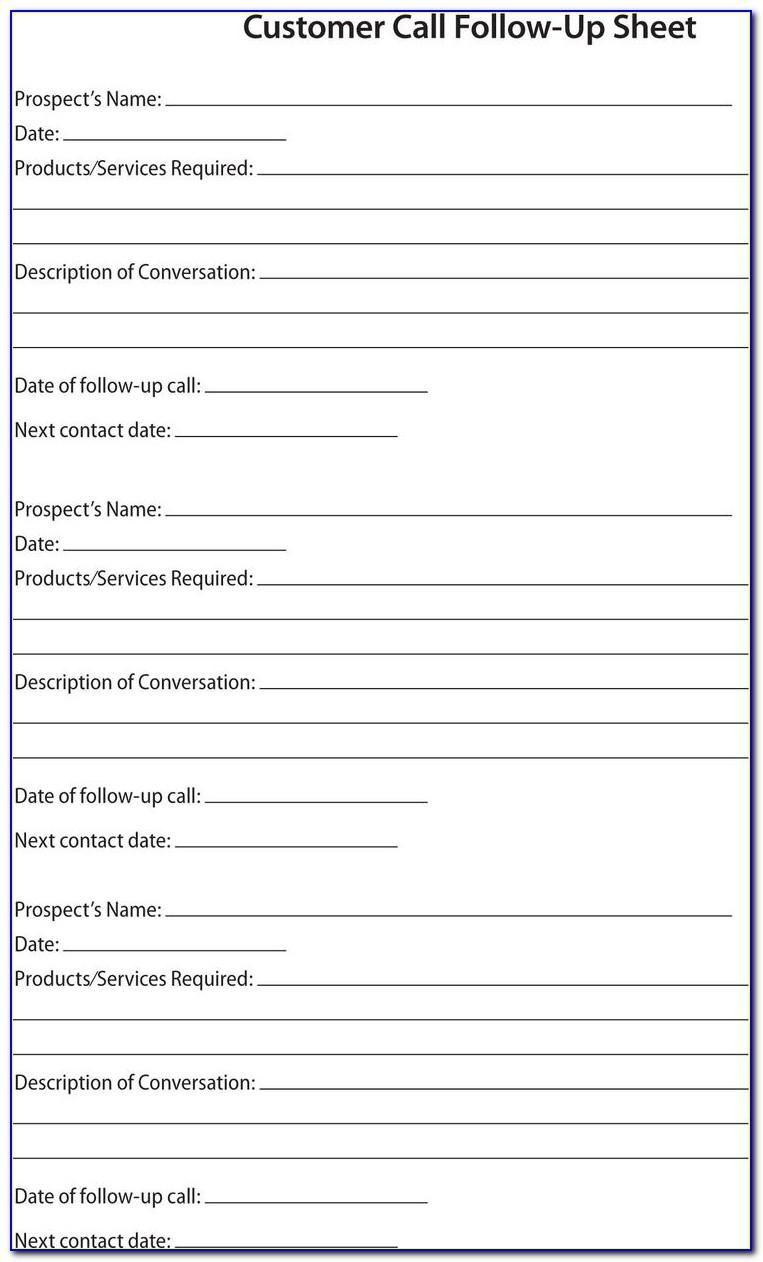 Sales Prospecting Letter Example