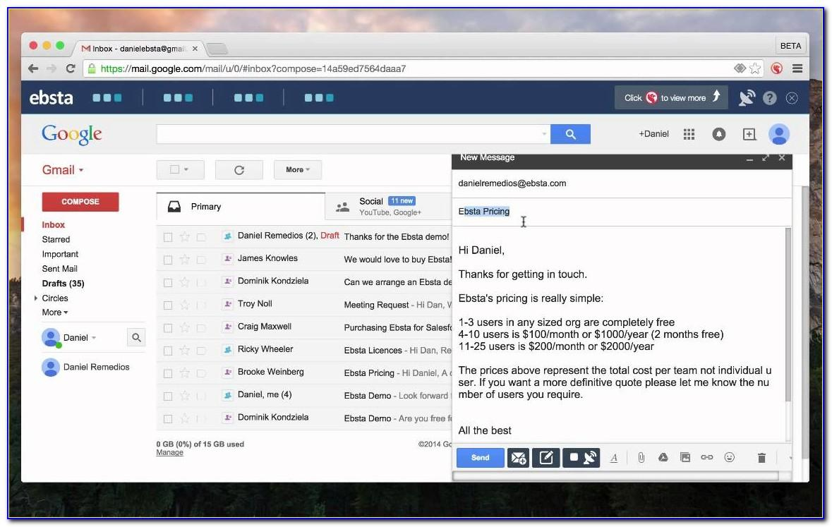Salesforce Email Templates Last Used