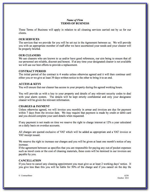 Sample Commercial Lease Proposal Template