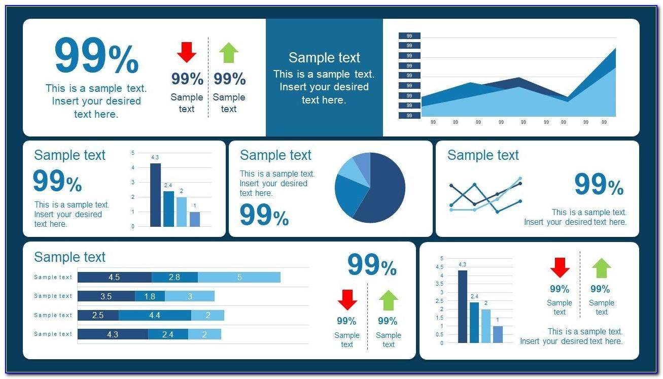 Sample Dashboard Presentation Ppt