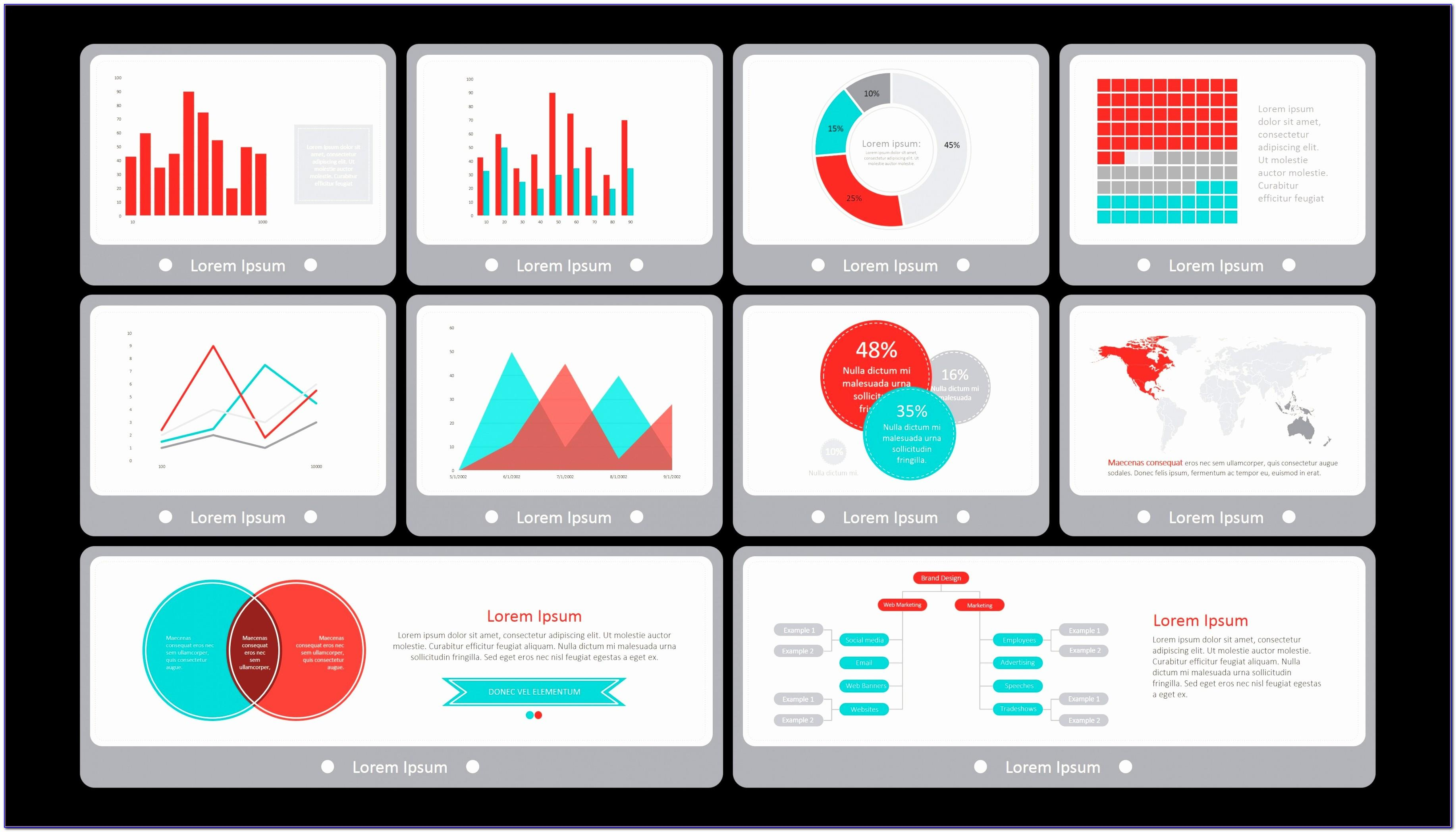 Sample Dashboard Templates In Excel