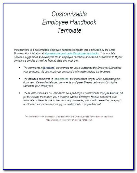 Sample Employment Contract Agreement