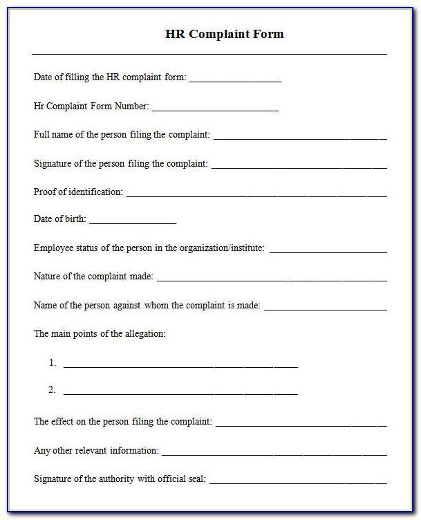 Sample Hvac Maintenance Contract Template