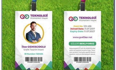 Sample Id Card Templates Download