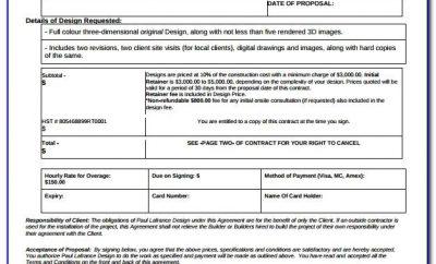 Sample Investor Agreement Form