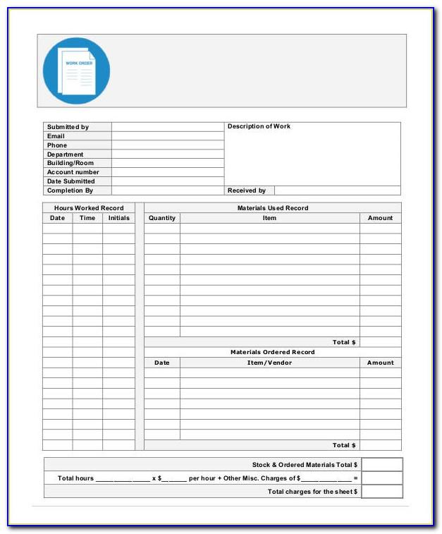 Sample Invoice Template Doc