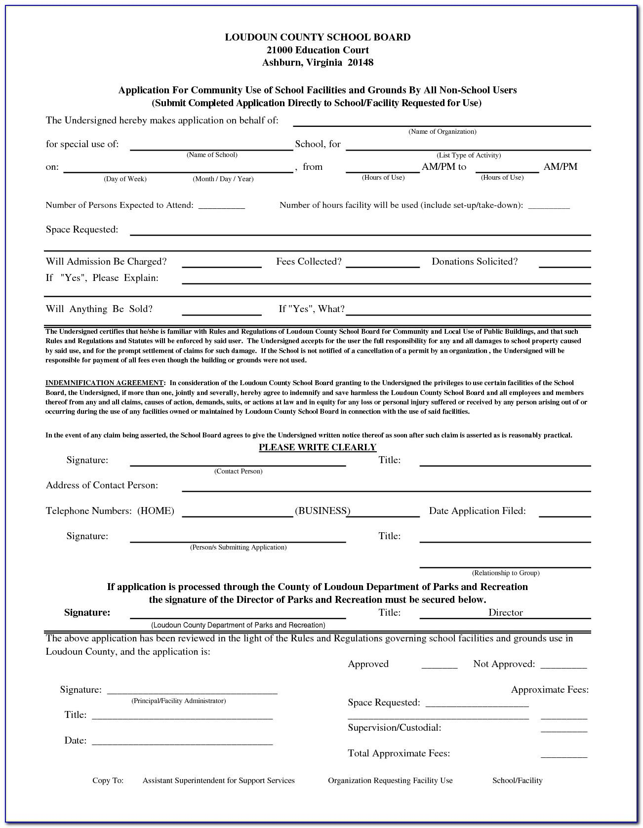 Sample Job Contract Letter