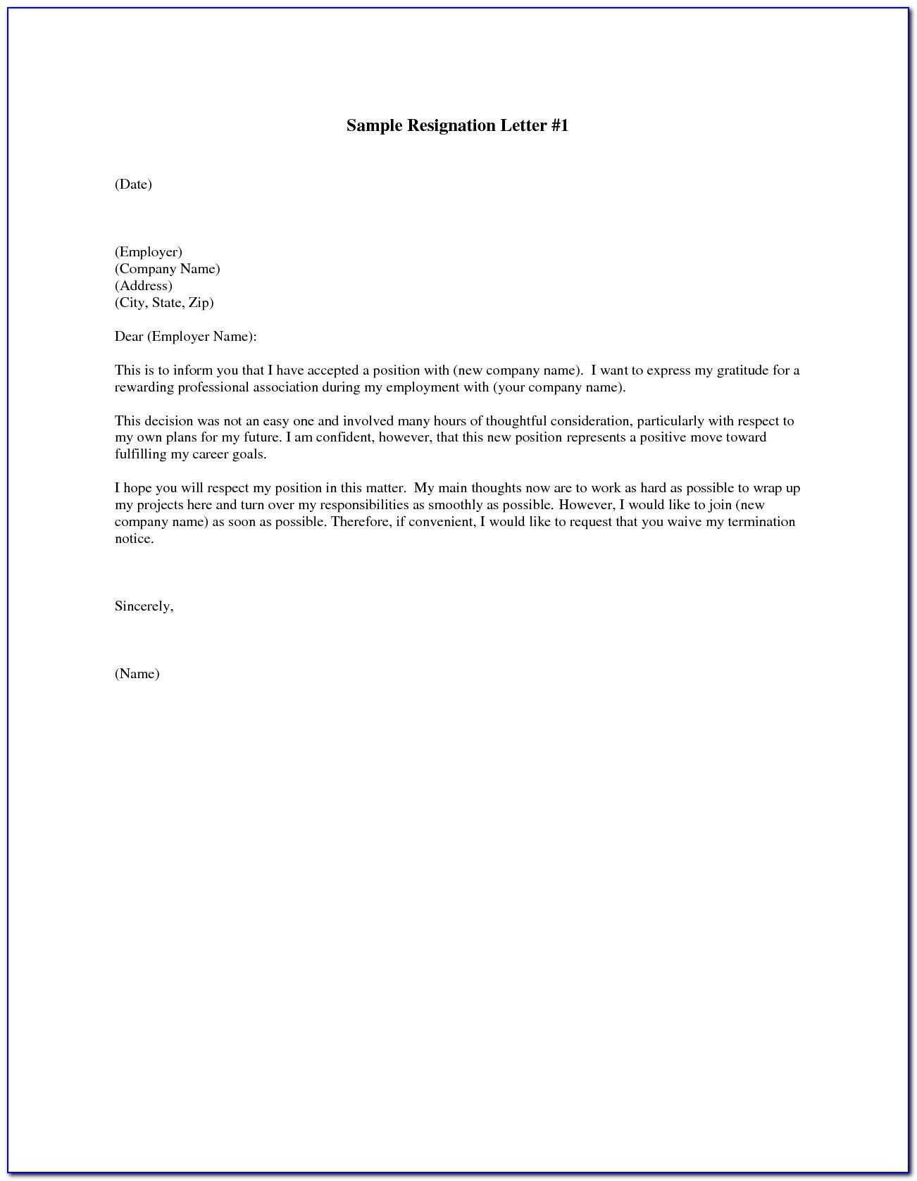 Sample Letter Of Termination Of Lease Agreement By Tenant