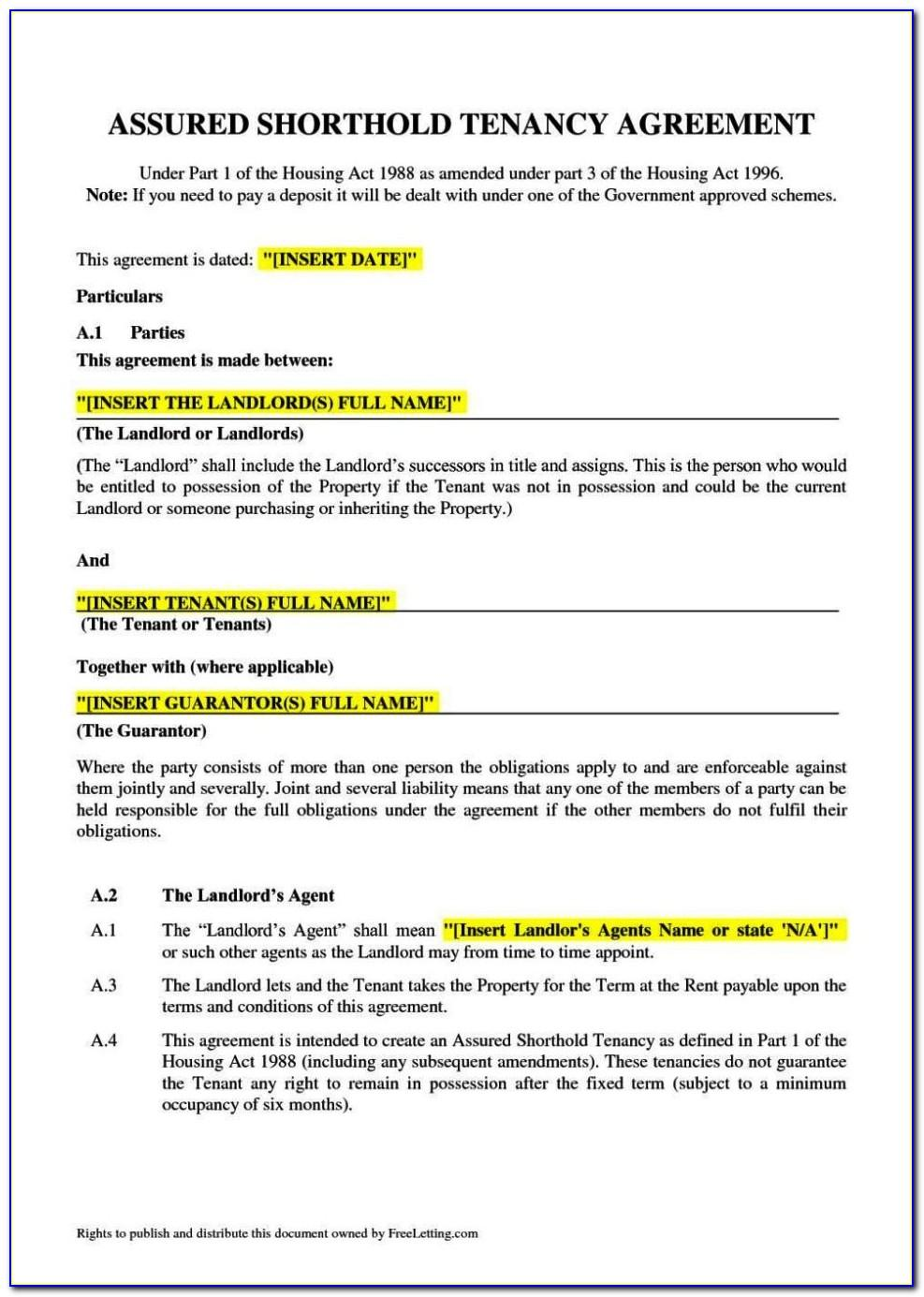 Sample Of Equipment Lease Agreement In Nigeria