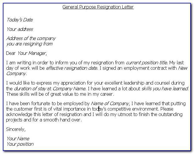 Sample Of Renewal Tenancy Agreement Letter