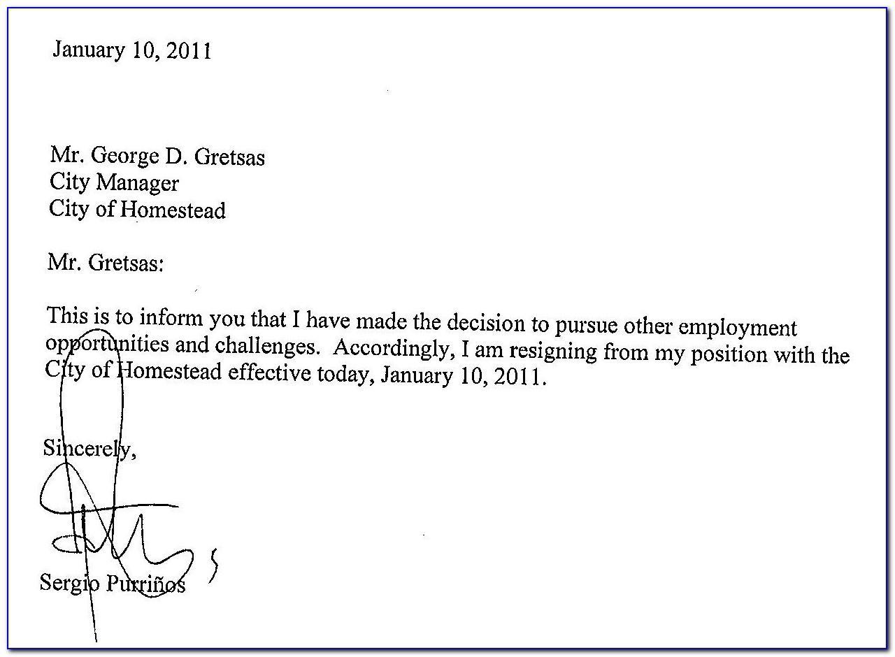 Sample Of Tenancy Agreement Letter
