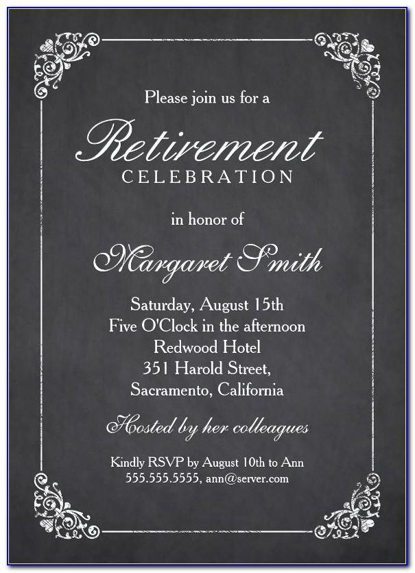Usmc Retirement Ceremony Program Template