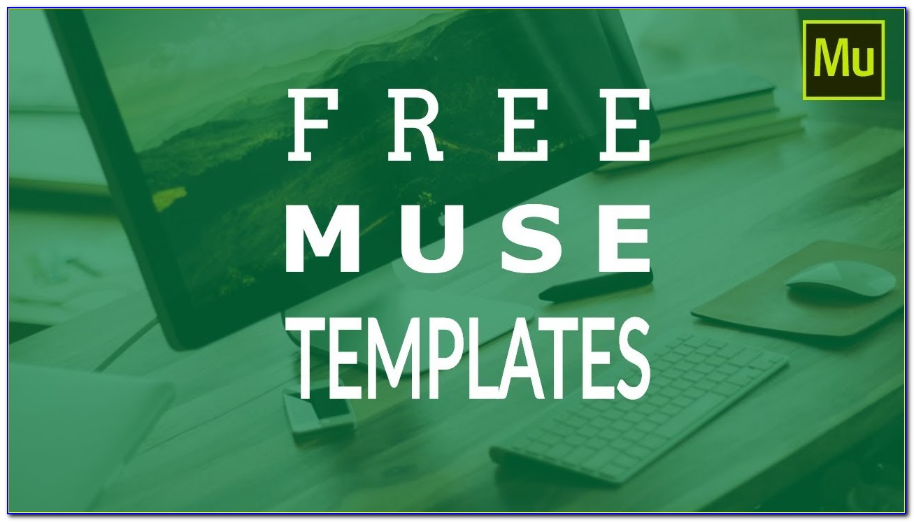 Adobe Muse Templates Responsive Free Download