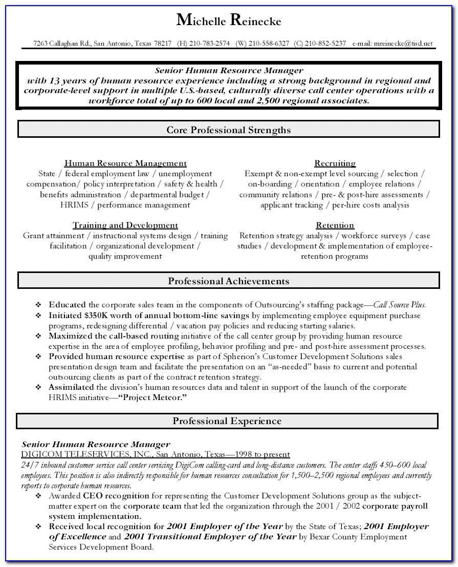 Best Resume Templates For Mba Freshers