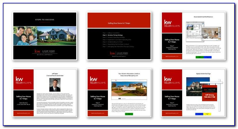Commercial Real Estate Listing Proposal Template