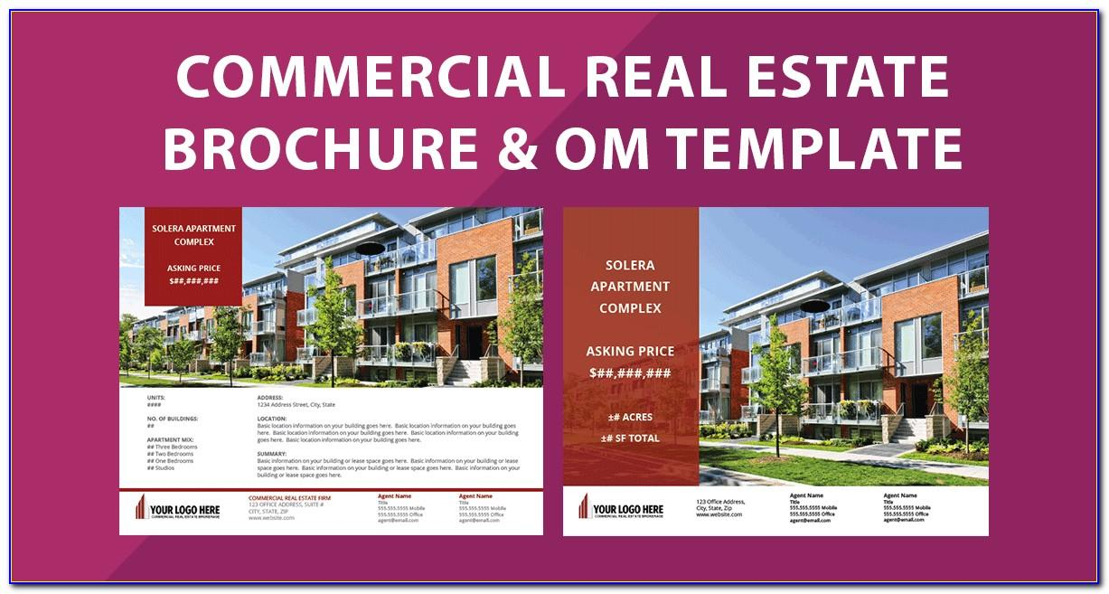 Commercial Real Estate Offering Memorandum Example