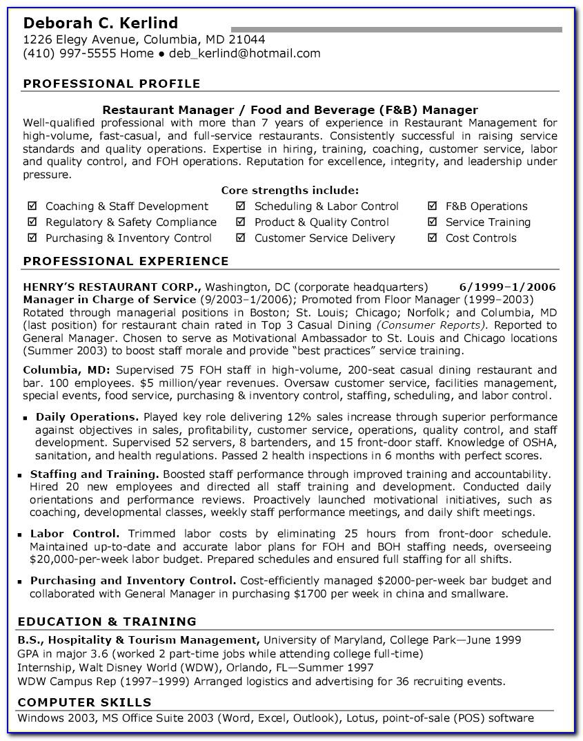 Cv Template Assistant Pharmacist