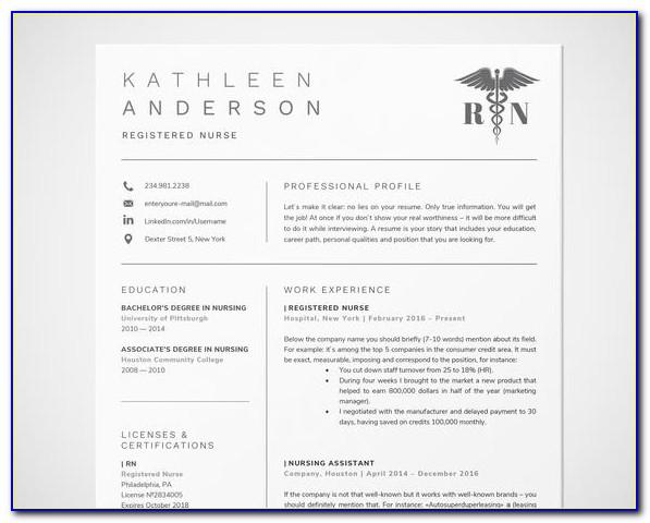 Cv Template For Receptionist Job