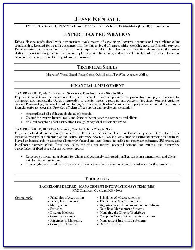 Cv Template Singapore Download