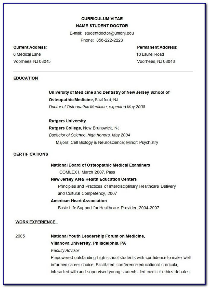 Cv Template Word Mac 2011