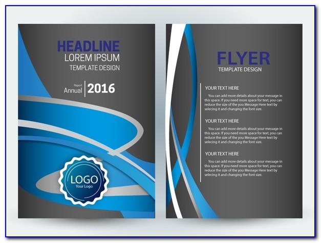 Editable Flyer Template Free Download