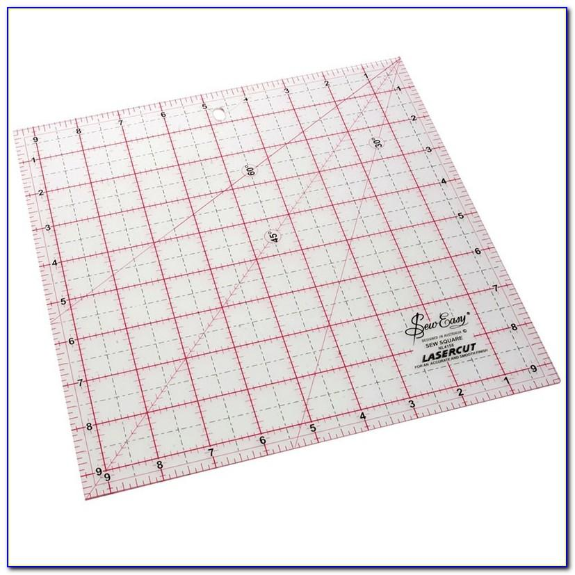 Free Motion Quilting Rulers And Templates