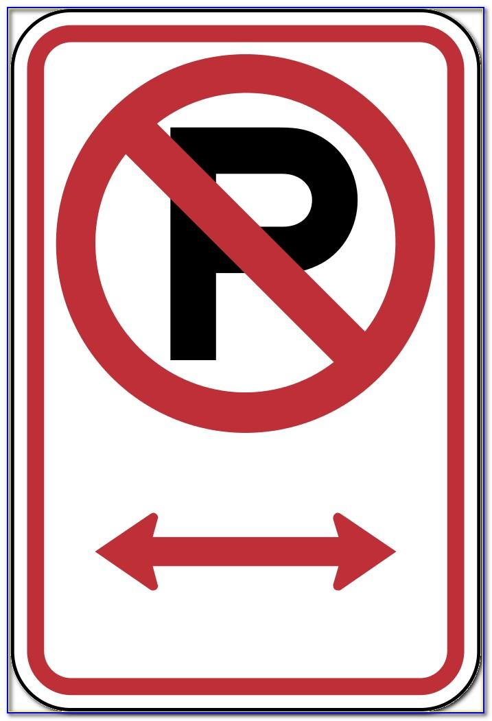 Free Printable Reserved Parking Signs