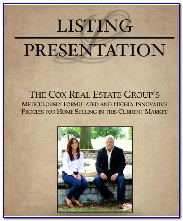 Free Real Estate Listing Presentation Templates