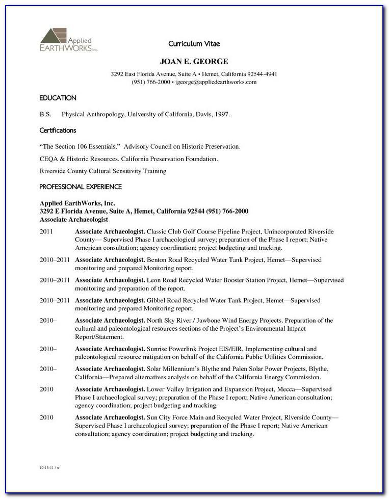 Free Resume Templates Microsoft Word Mac