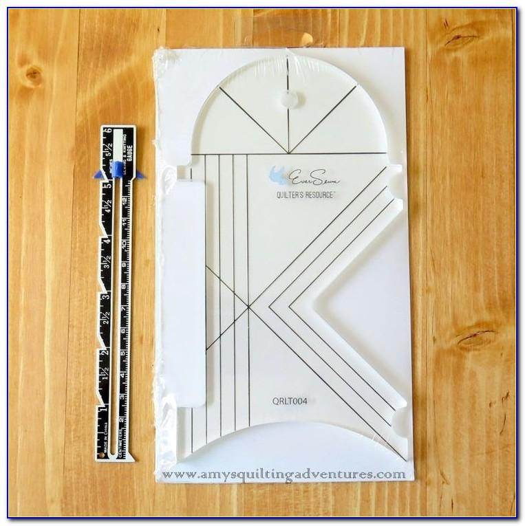 Longarm Quilting Rulers And Templates