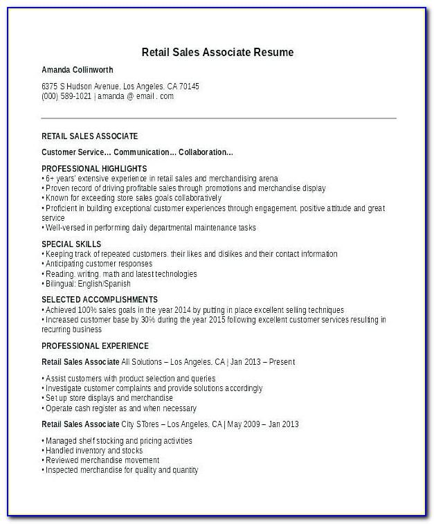 Microsoft Word Resume Template Download Mac