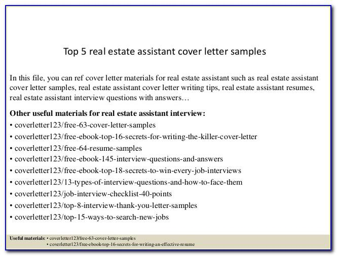 Real Estate Farming Letter Templates