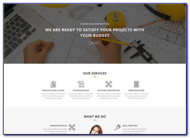 Real Estate Html5 Responsive Template Free Download