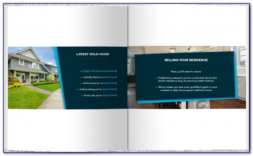 Real Estate Listing Presentation Templates