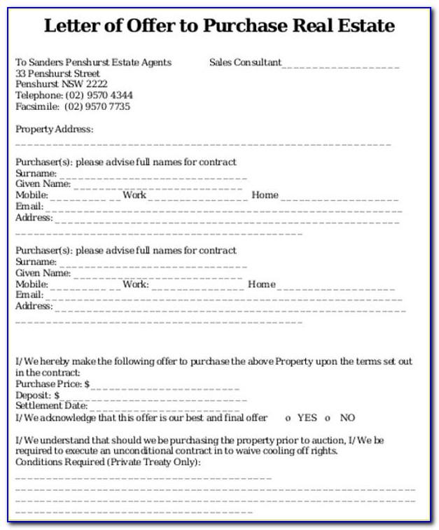 Real Estate Referral Agreement Template
