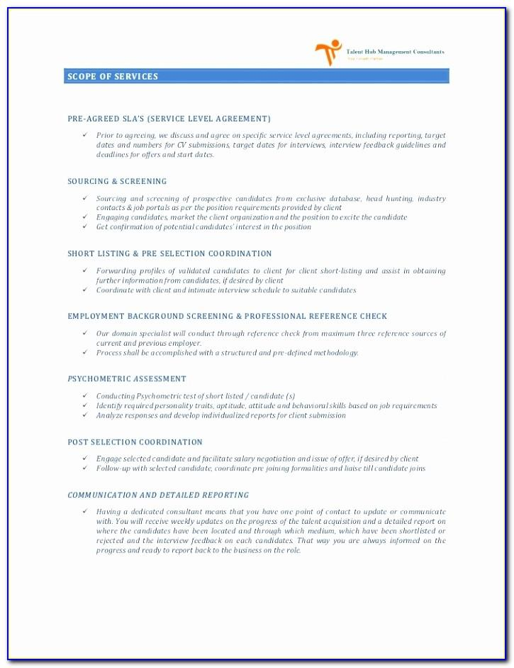 Recruiting Sourcing Strategy Template