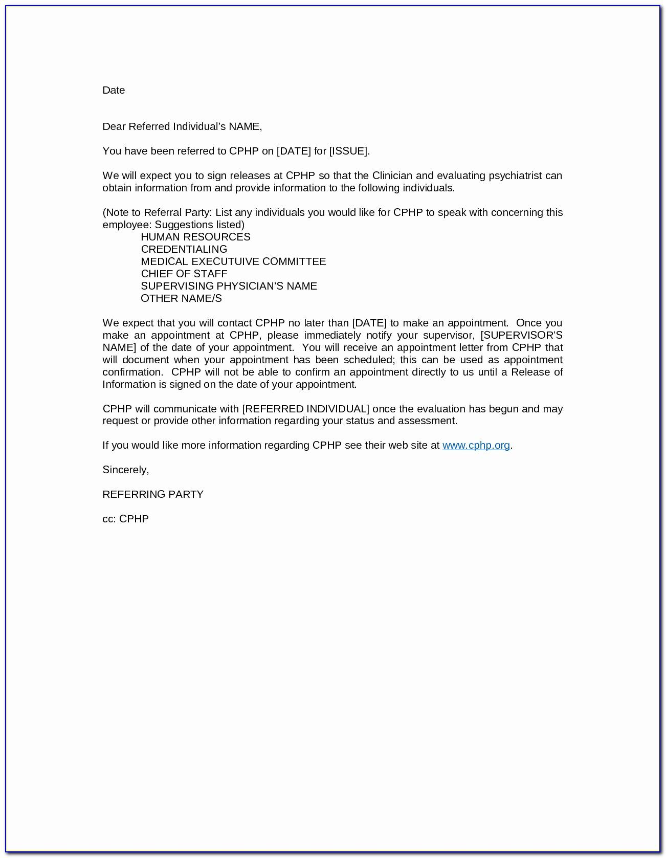 Referral Agreement Template Real Estate
