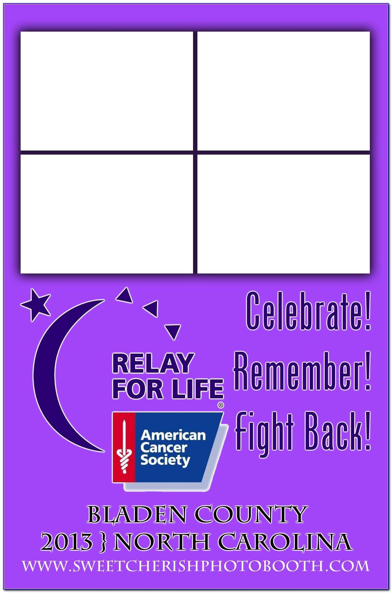 Relay For Life Donation Email Templates