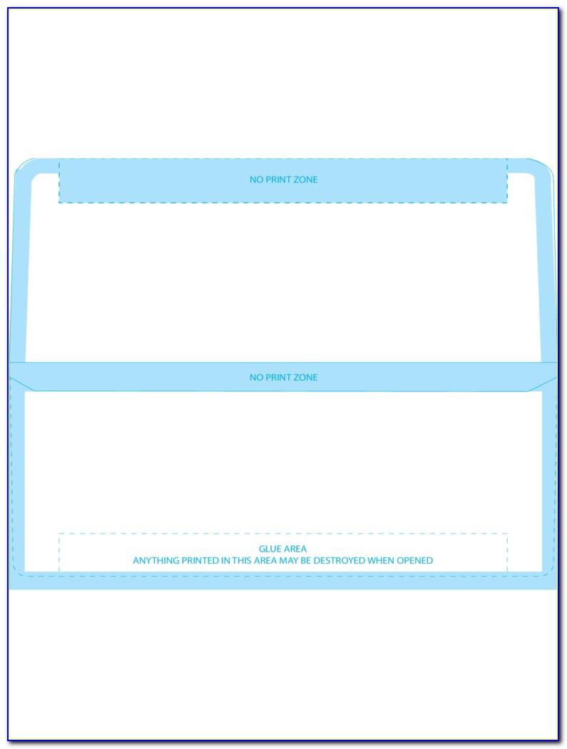 Remittance Envelope Template Pdf