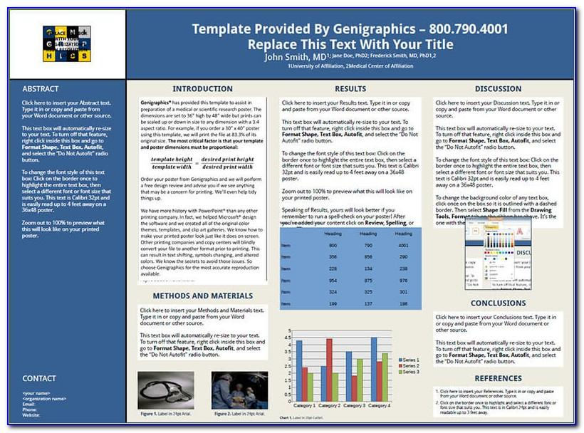 Research Poster Template Download