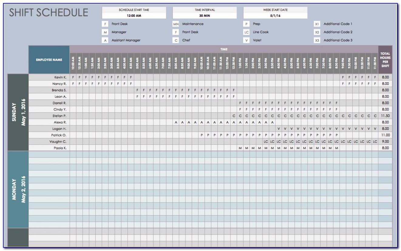 Residential Construction Schedule Template Free