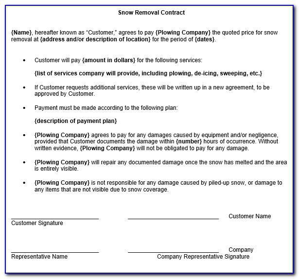 Residential Tenancy Agreement Template