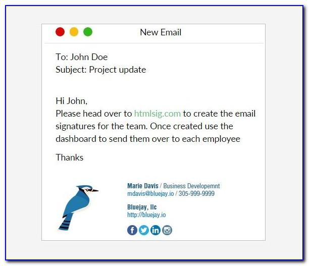 Responsive Email Template Download