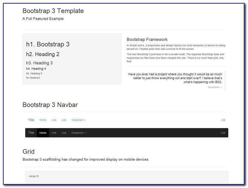 Responsive Html5 Templates Dreamweaver