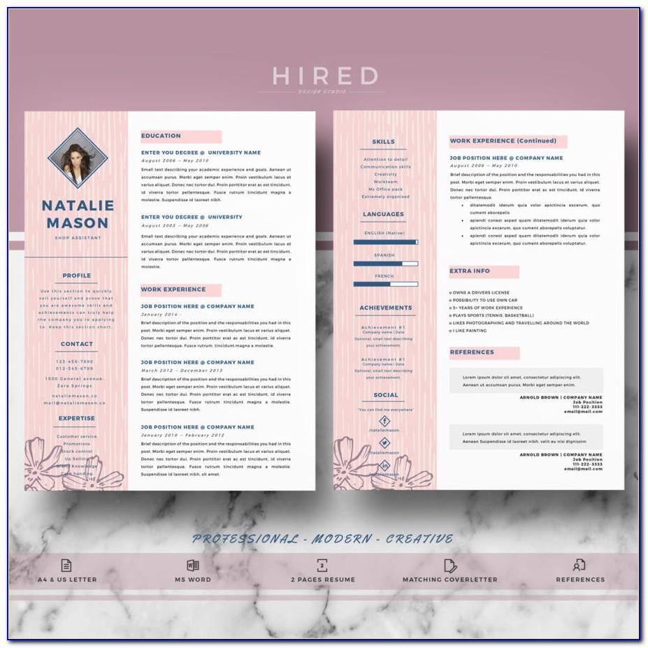 Resume Design Templates Free Download