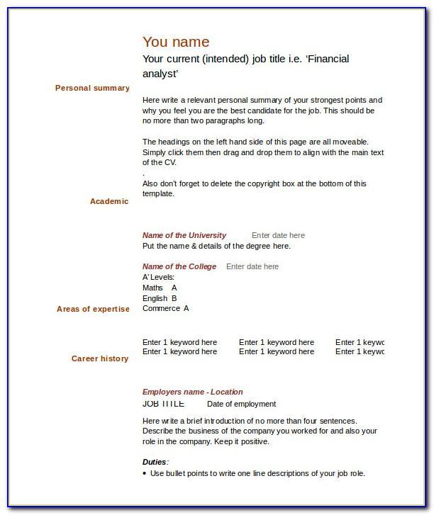 Resume Examples For Retail Management Positions
